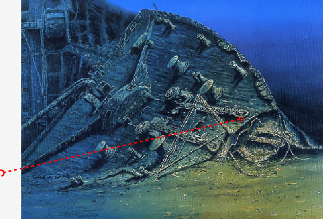 Britannic Wreck Pictures http://www.shipwreckfilms.co.uk/page43.html